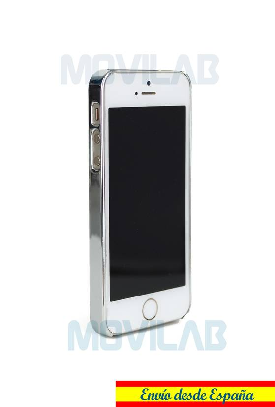 Funda tapizado Apple Iphone 5 lateral