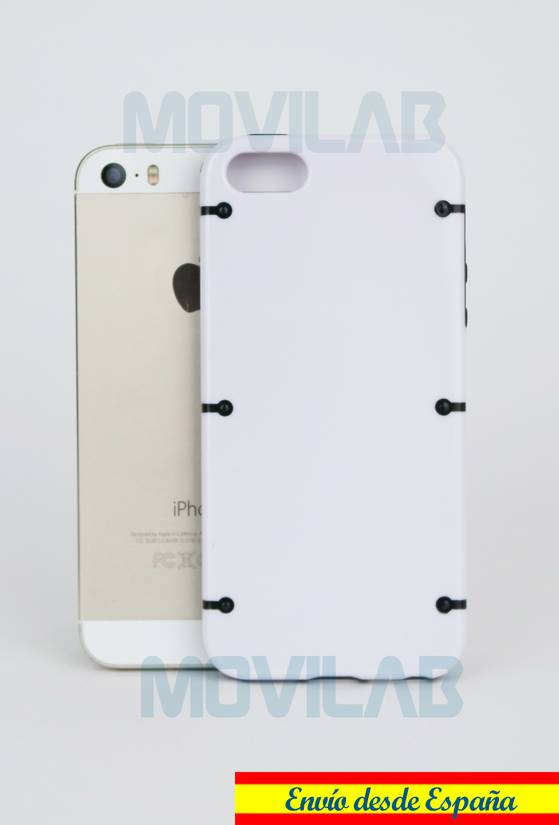 Funda gel Apple Iphone 5 par