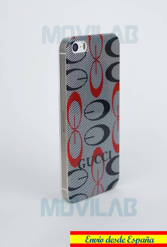 Funda rígida Apple Iphone 5 trasera
