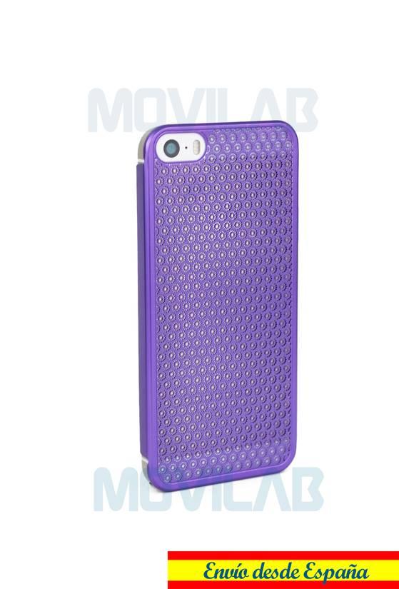 Funda aluminio  Apple Iphone 5 lateral