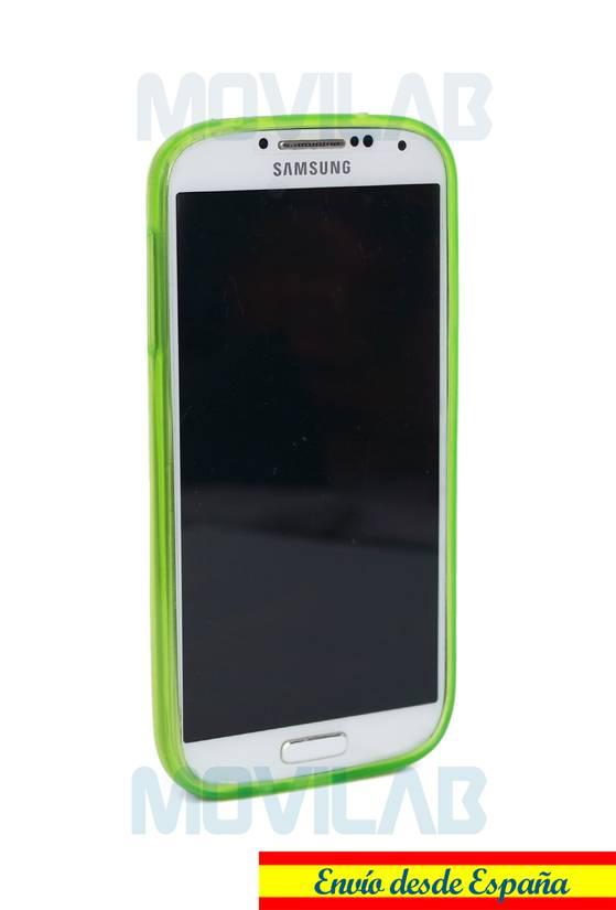 Funda mixta Samsung S4 lateral