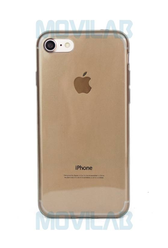 Funda carcasa Apple Iphone 7 0.3 trasera