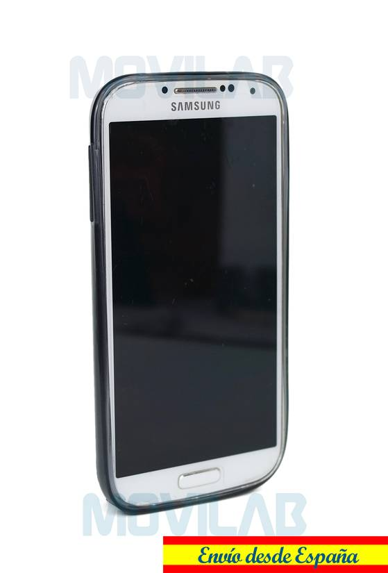 Funda gel Samsung S4 frontal