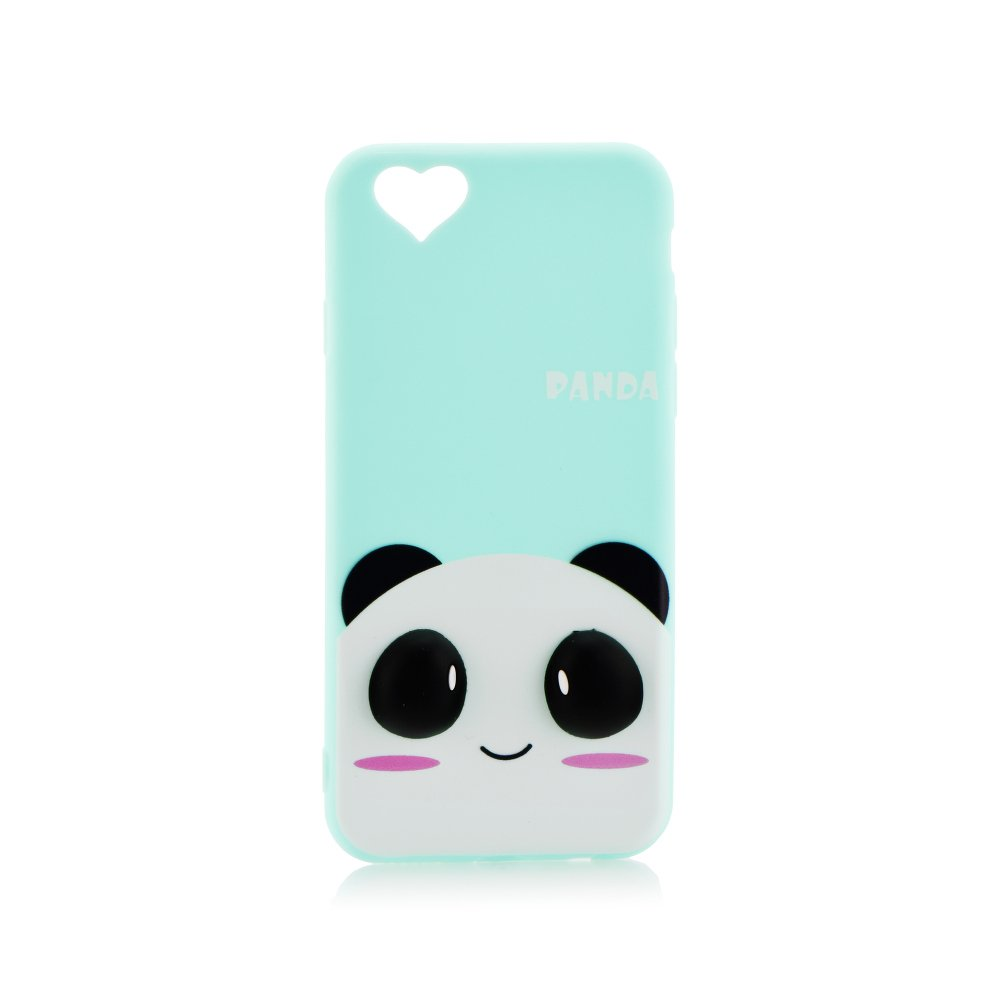 Funda silicona Apple Iphone 6 panda