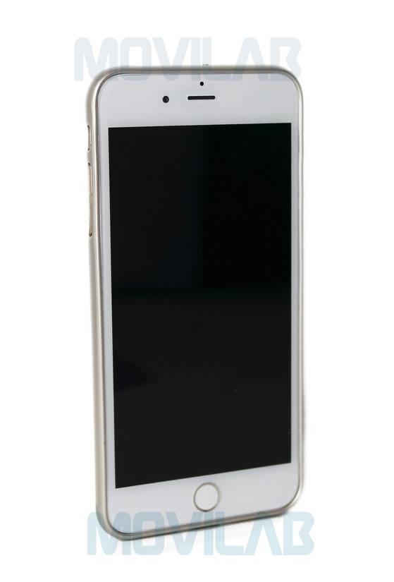 Funda gel Apple Iphone 7  Plus frontal