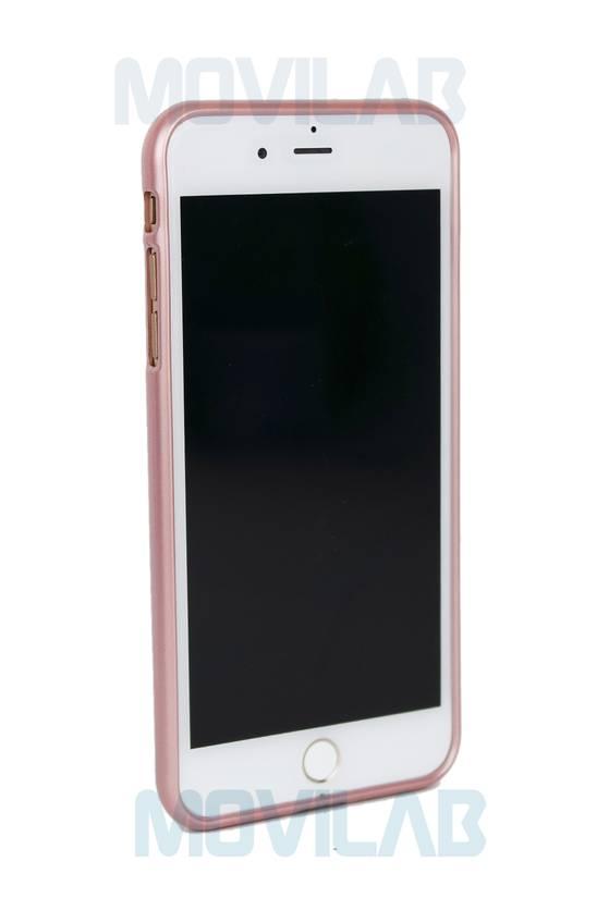 Funda gel Mercury Apple Iphone 7 Plus frontal