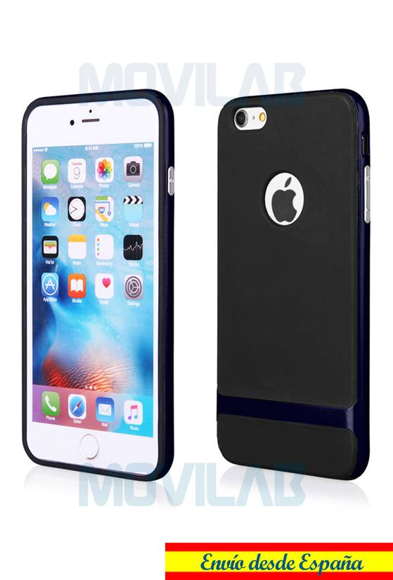 Funda carcasa Iphone 6 Plus antigolpes