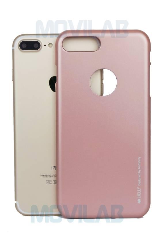Funda gel mercury Apple Iphone 7 Plus trasera