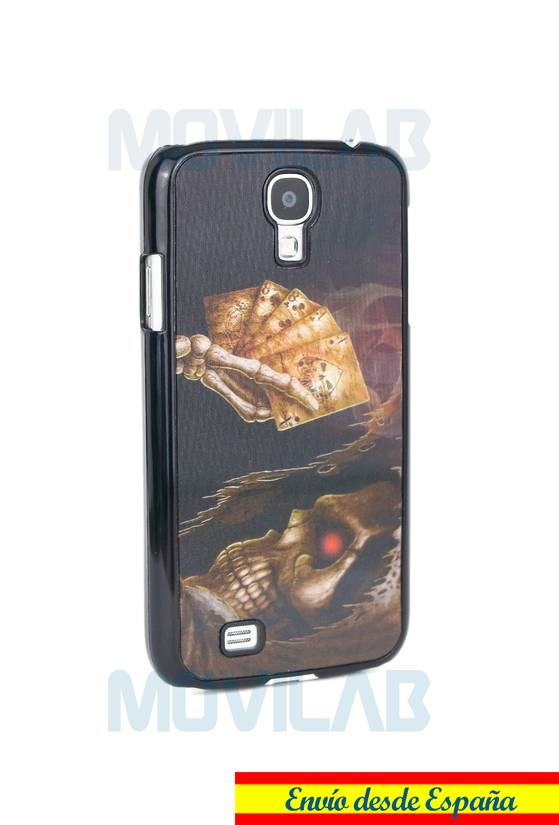 Funda rígida Samsung Galaxy S4 frontal