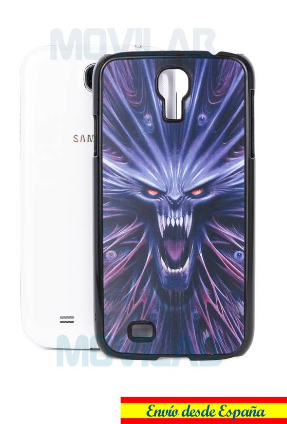 Funda trasera  rigida Samsung Galaxy S4 par