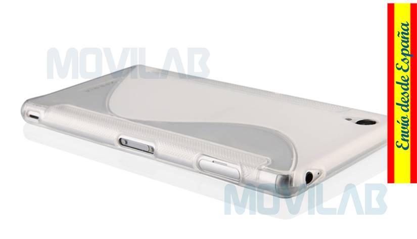 Funda carcasa Sony Xperia Z3 lateral