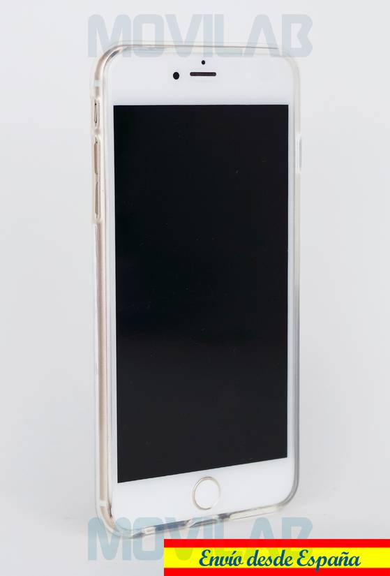 Funda carcasa Apple Iphone 6 transparente