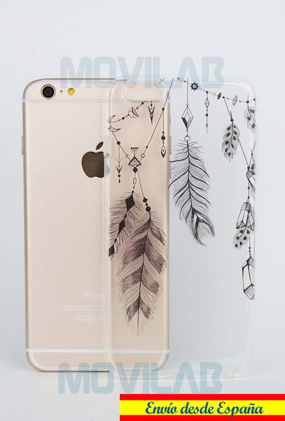 Funda semi Apple Iphone 6 par