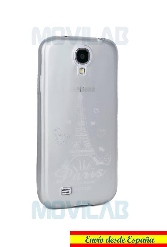Funda semi slim Samsung Galaxy S4 lateral