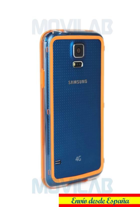 Bumper Galaxy S5 lateral