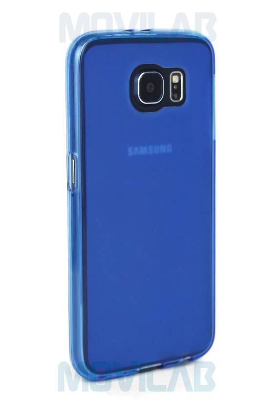 Funda gel Samsung Galaxy S6 trasera