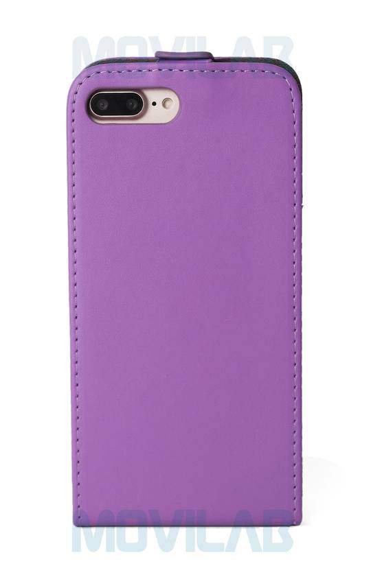 Funda tapa vertical Apple Iphone 7 Plus trasera