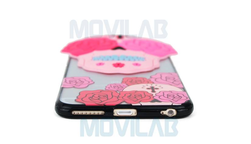 Funda Iphone 6 Plus conectores