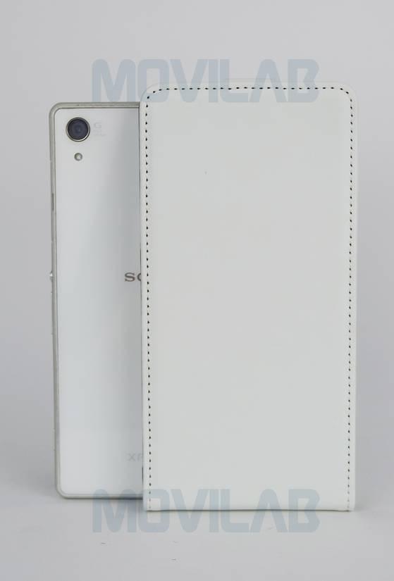 Funda tapa vertical Xperia Z2