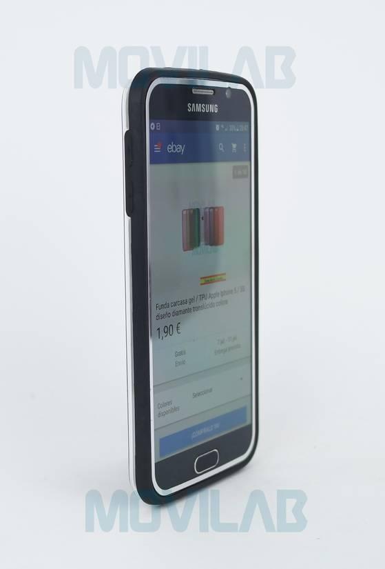 Bumper Galaxy S6 frontal