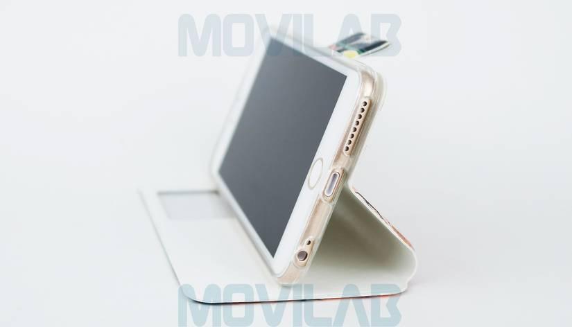 Funda Flip Iphone 6 Plus conectores