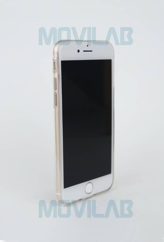 Funda gel slim Iphone 7 frontal