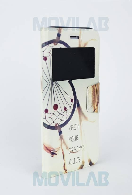 Funda Flip Iphone 7 Plus delantera