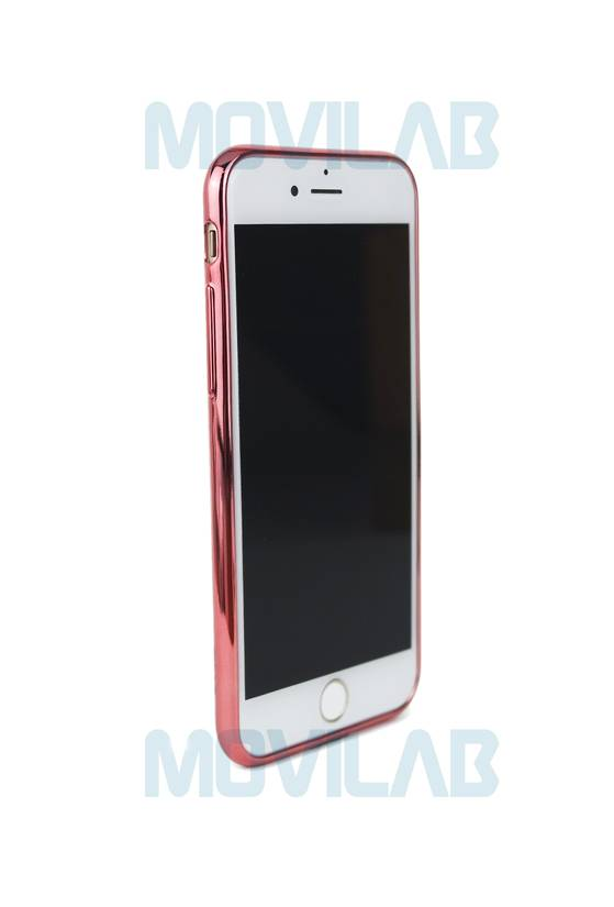 Funda gel slim Iphone 7 frontal
