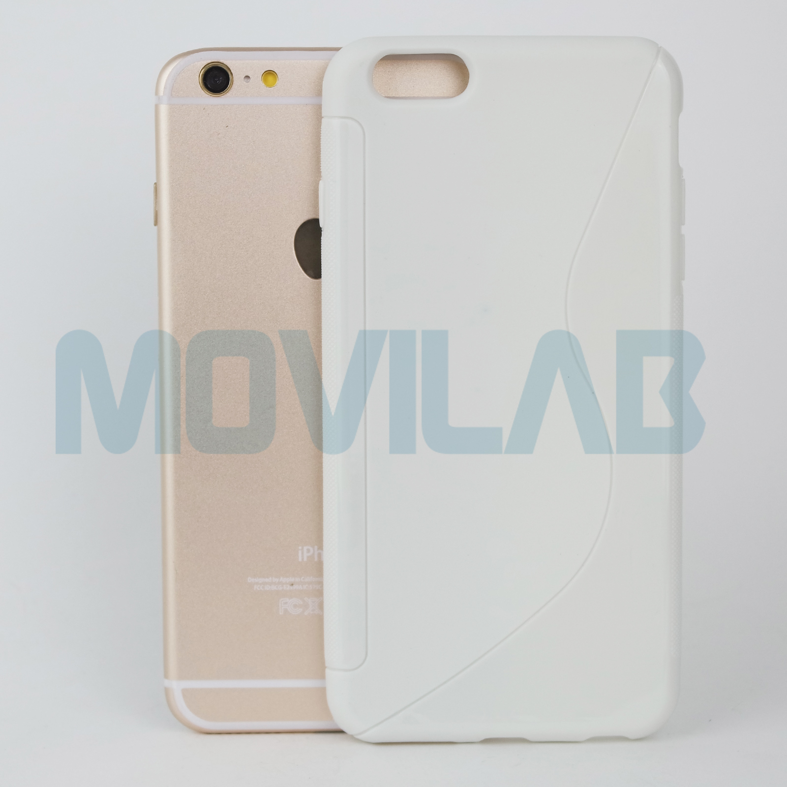 Funda Iphone 6 Plus Blanca