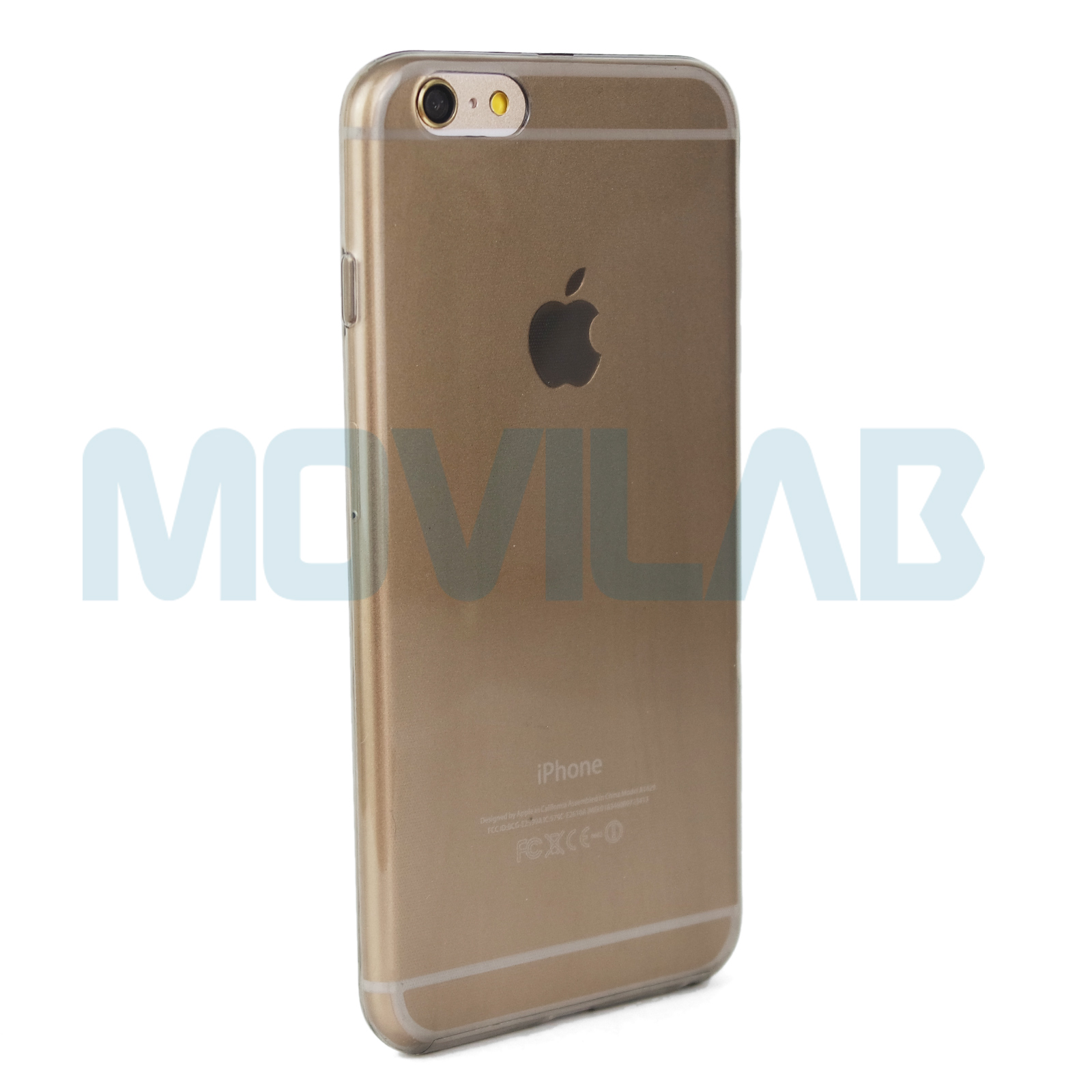 Funda ultrafina Iphone 6 Plus trasera