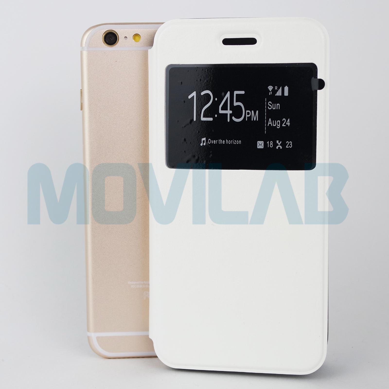 FundaIphone 6 Plus blanca