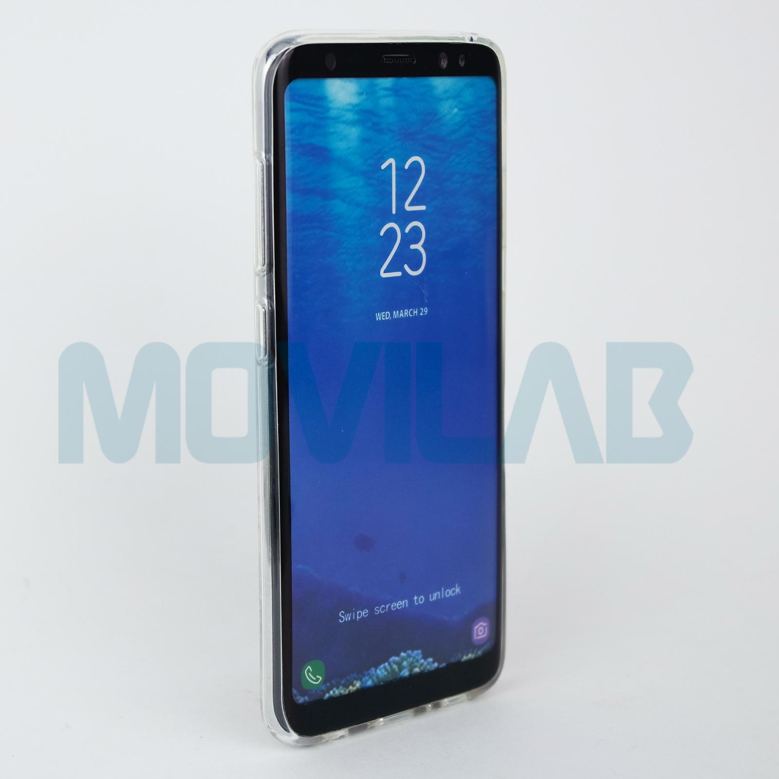 Funda  Galaxy S8 frontal