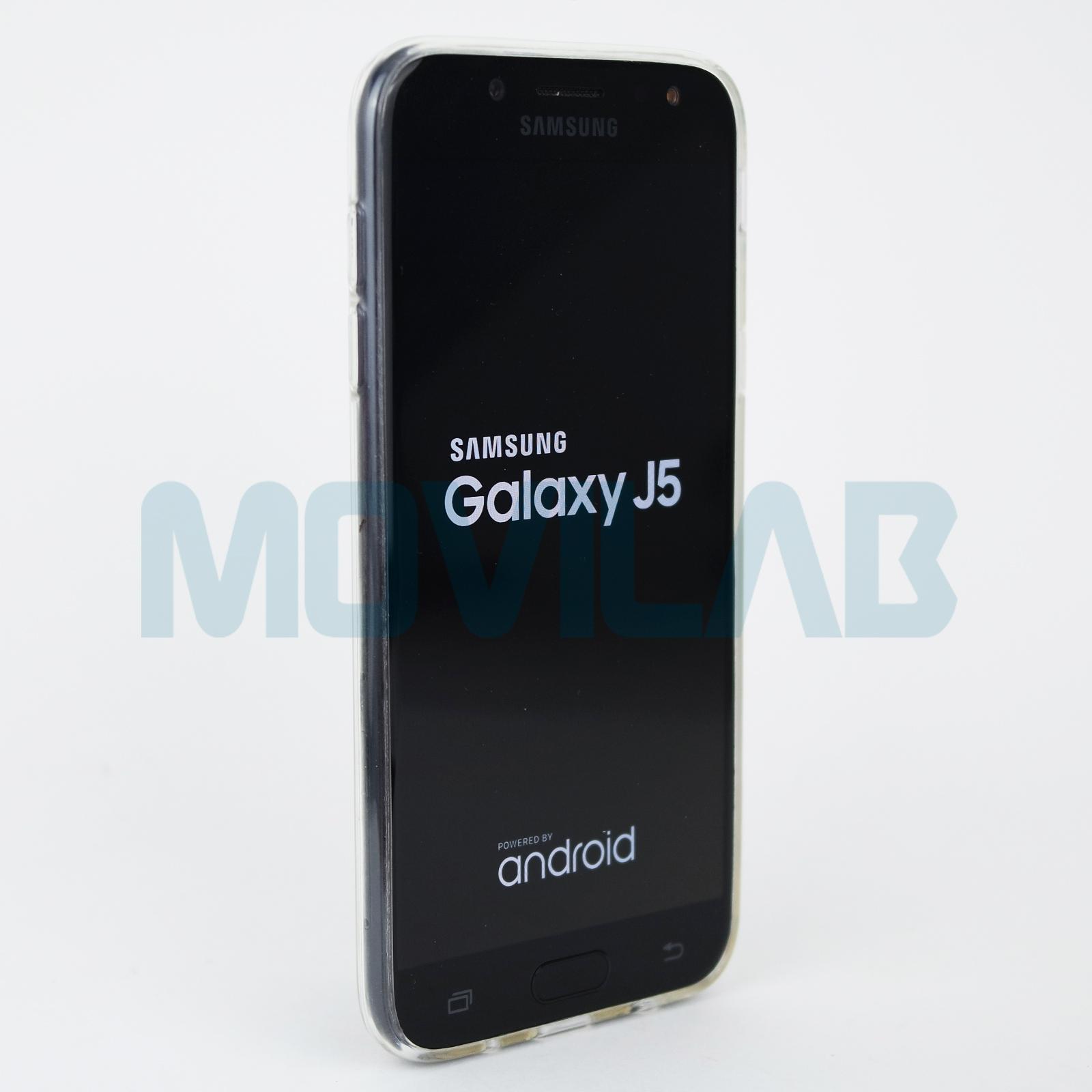 Funda gel Galaxy J5 2017 frontal