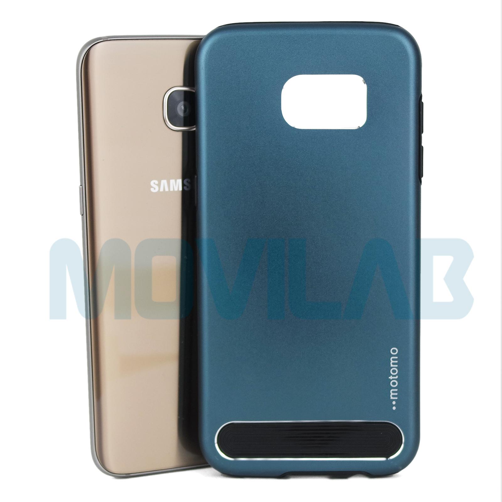 Funda aluminio Motomo Galaxy S7 Edge