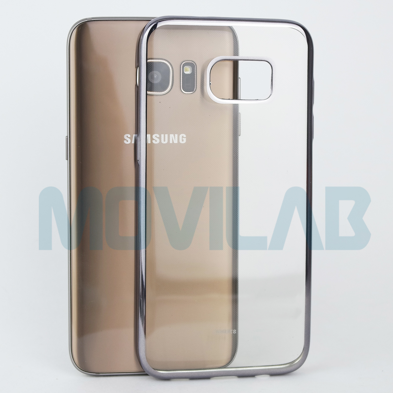Funda  Galaxy S7 Edge trasera