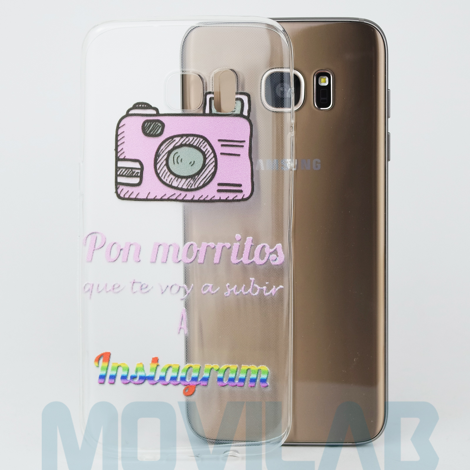 carcasa galaxy s7 mr wonderfull