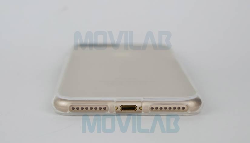 Funda carcasa Apple Iphone 7 Plus conectores