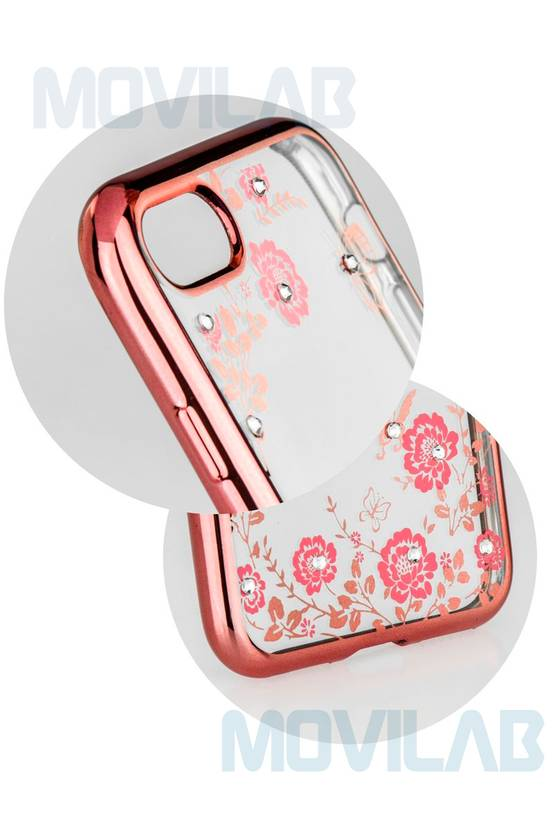 Funda Iphone 6 strass detalle