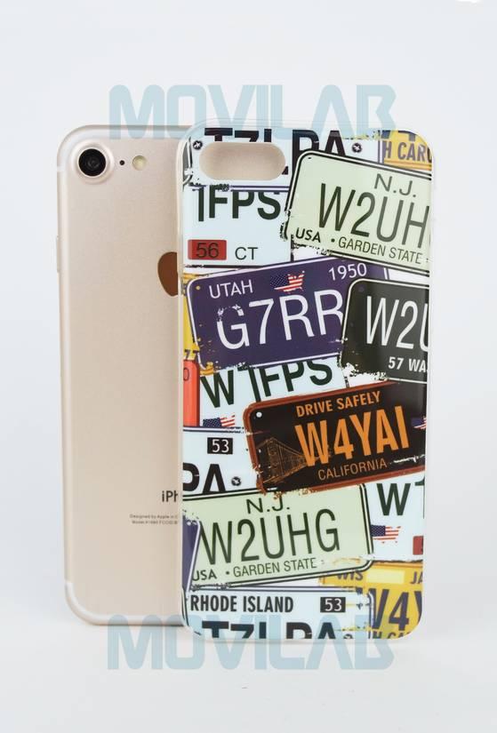 Funda semi Apple Iphone 6 PLUS deco