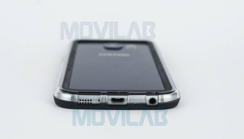 Bumper Galaxy S6 conectores