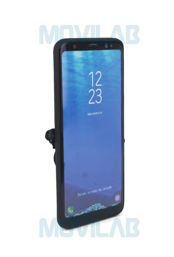 Funda carcasa Samsung Galaxy S8 frontal parche