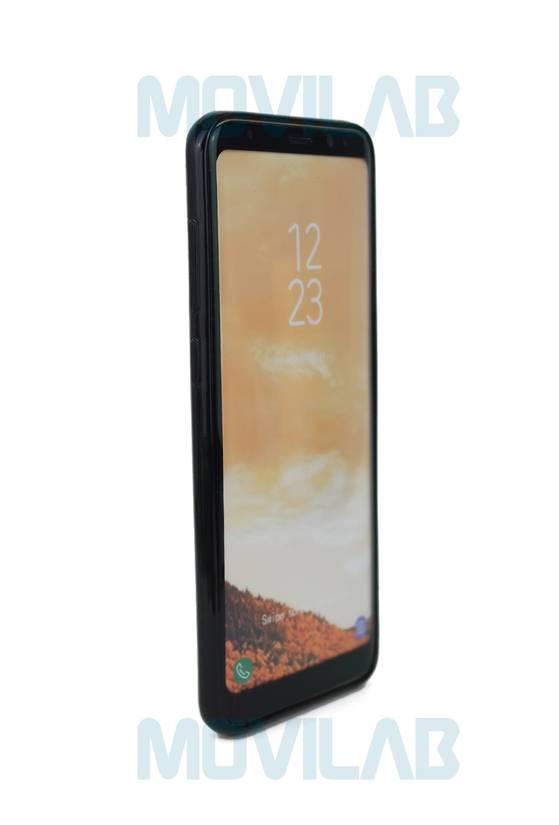 Funda gel Galaxy S8 Plus frontal
