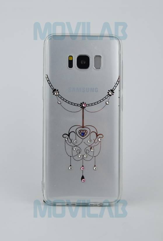 Funda gel slim Galaxy S8