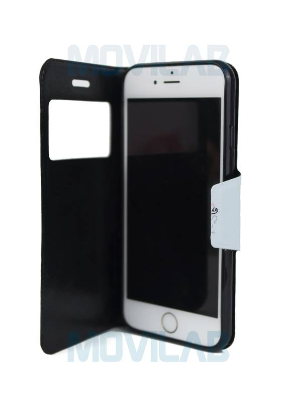 Funda Flip Apple Iphone 6 abierta