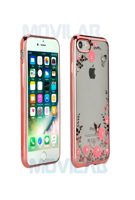 Funda Iphone 6 strass frontal