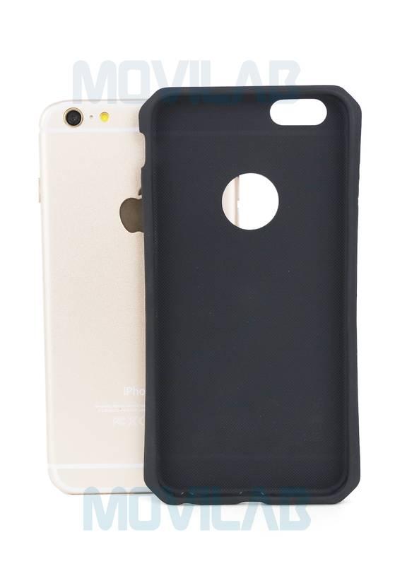 Funda carcasa Iphone 6 Plus goma TPU