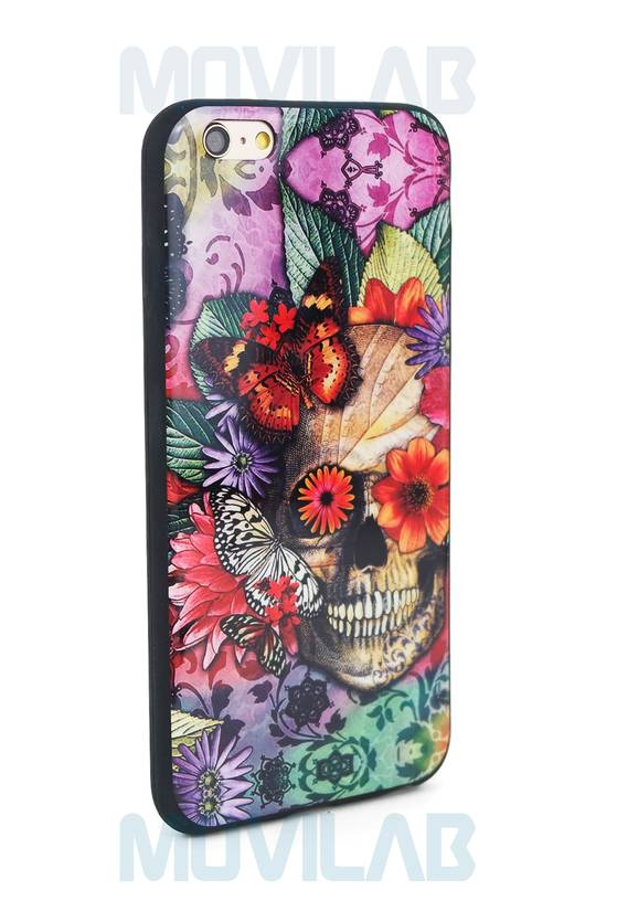 Funda semi Apple Iphone 6 PLUS trasera