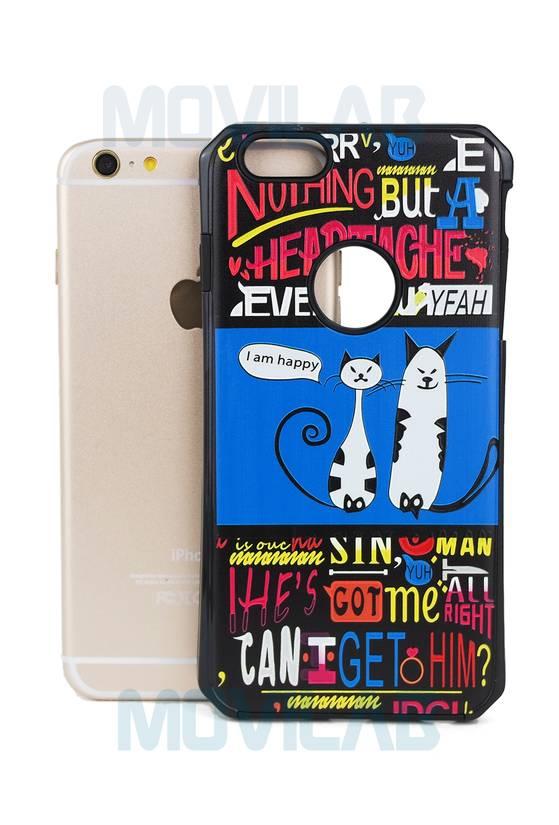 Funda carcasa Iphone 6 Plus antigolpes