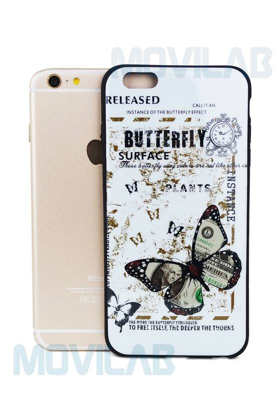 Funda semi Apple Iphone 6 PLUS deco