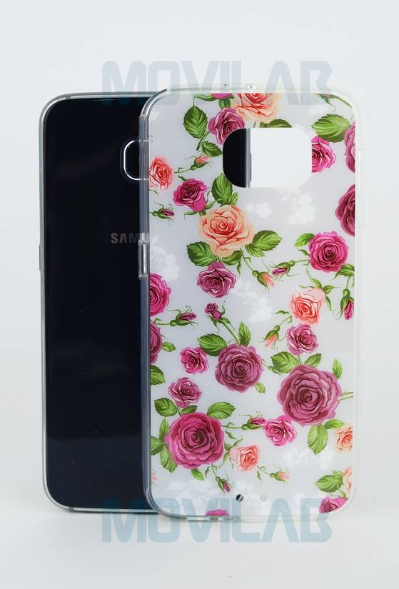 Funda semi Galaxy S6
